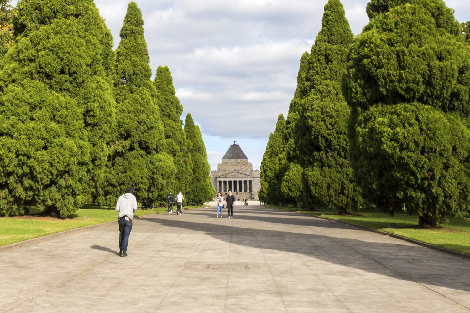 Shrine of Remembrance Melbourne