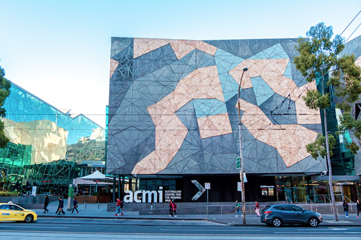 Australian Centre for the Moving Image Entrance