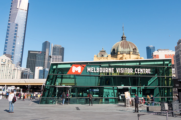 Melbourne Greeter Service Visitor Centre
