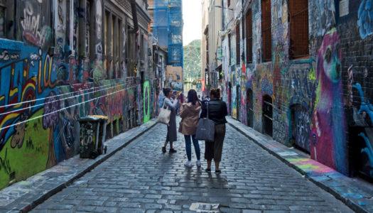 Melbourne's Street Art Culture