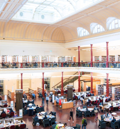 State Library Victoria Free Activity