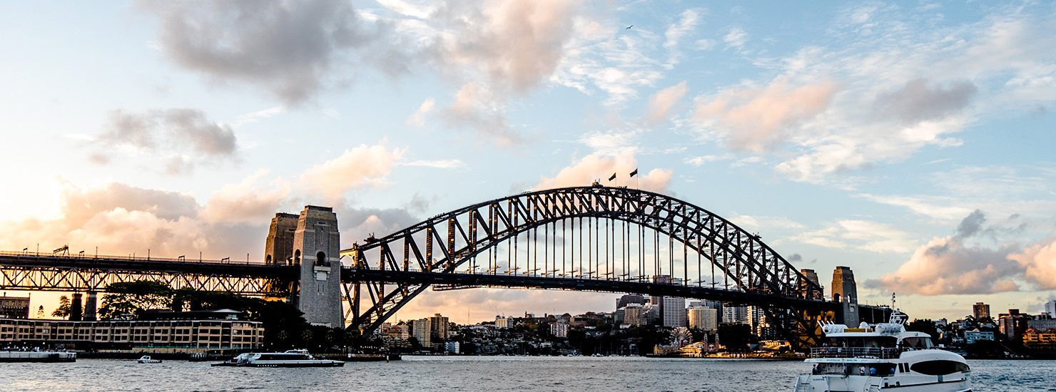 Budget Travel Expenses Sydney Harbour