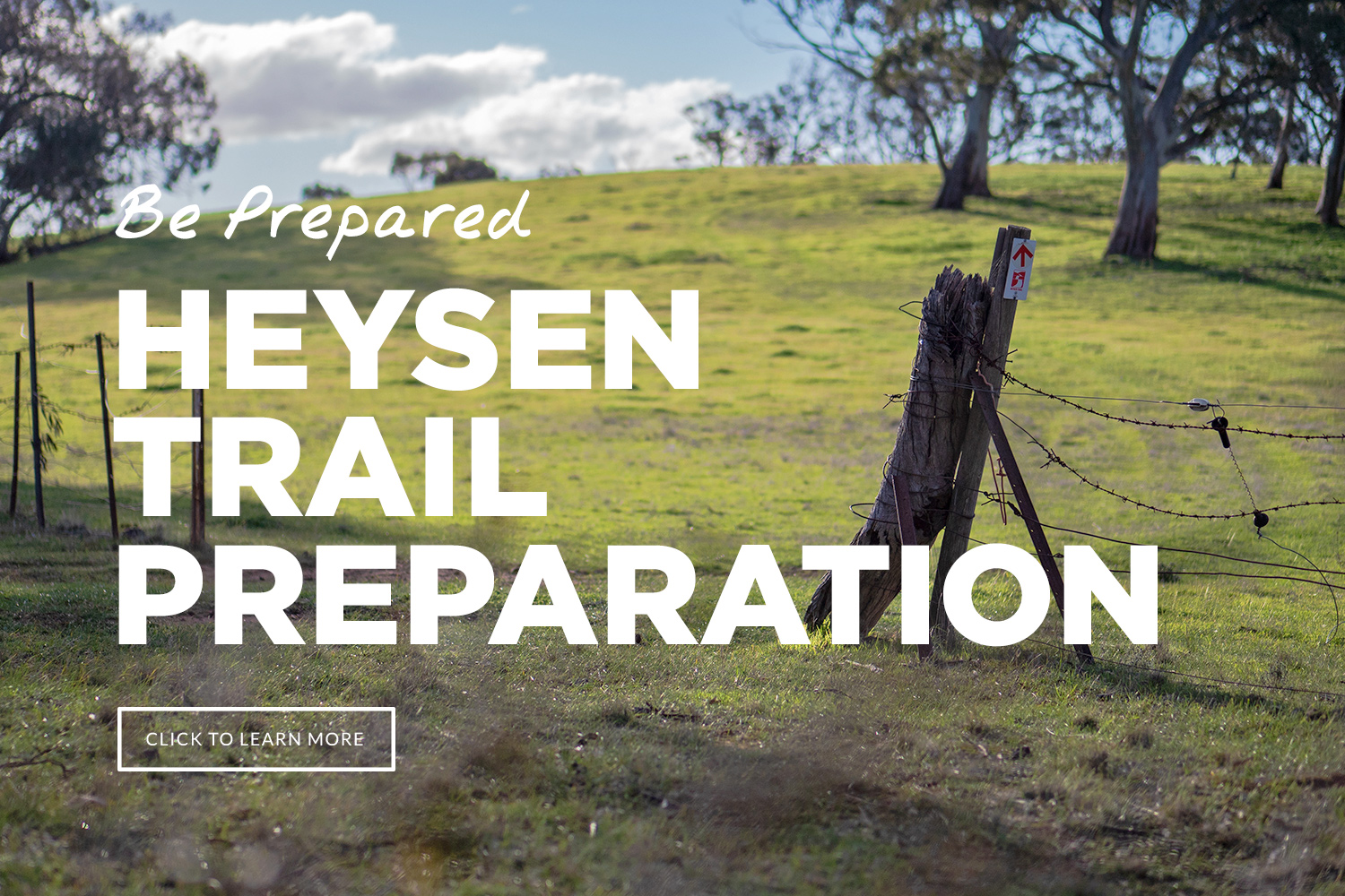 Heysen Trail Preparation Guide