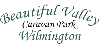 Beautiful Park Caravan Park Wilmington Logo