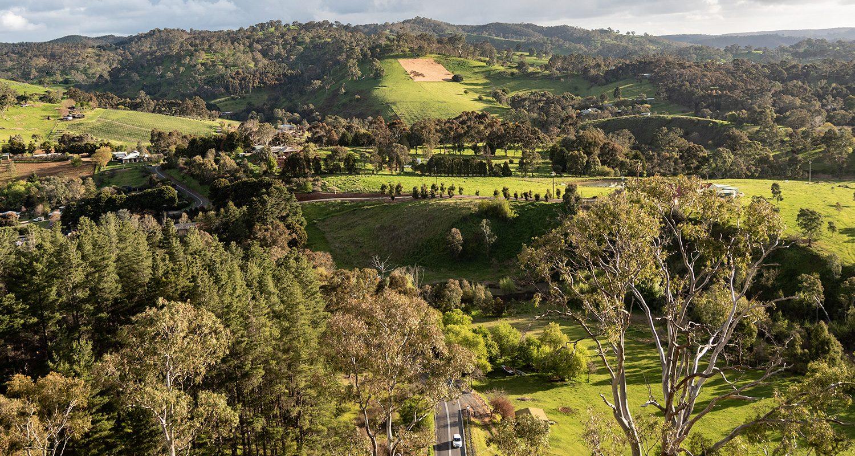Adelaide Hills Heysen Trail