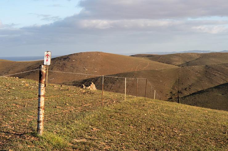 Burra Wandallah Creek Hills Heysen Trail