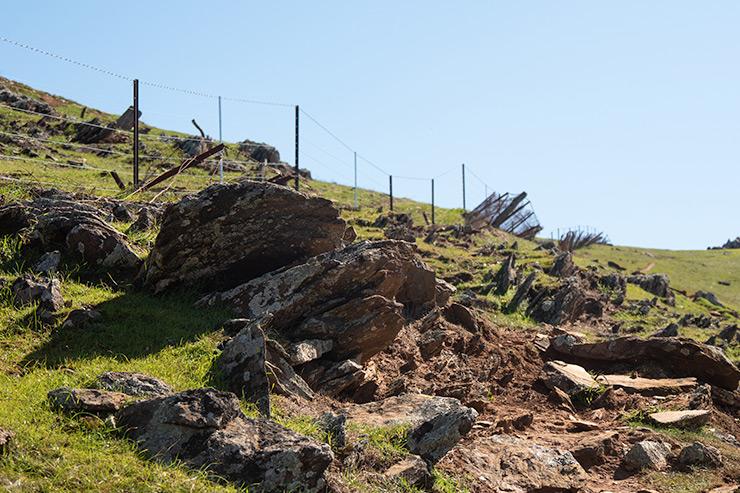 Heysen Trail Burra Rocky Terrain