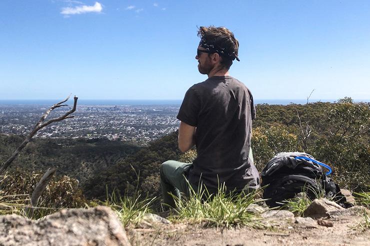 Adelaide Morialta Conservation Park Trekking West Heysen Trail