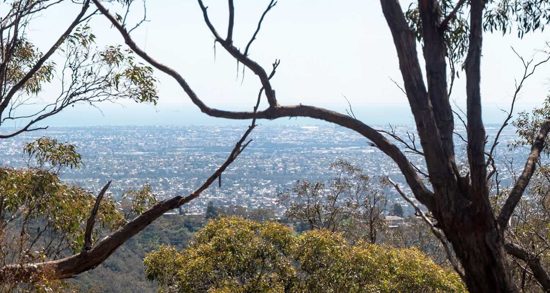 Heysen Trail Adelaide City