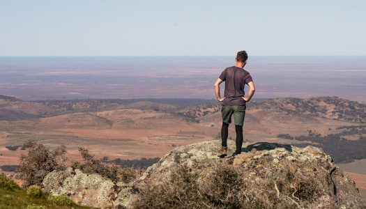 The reality of solo hiking a long-distance trail
