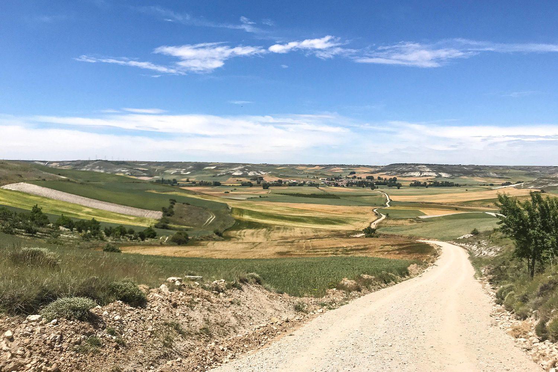 Burgos to San Bol Camino Frances