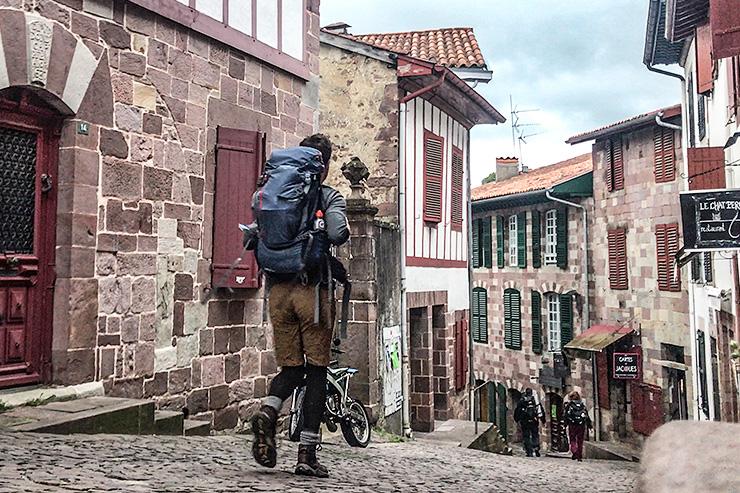 Camino St-Jean-Pied-de-Port