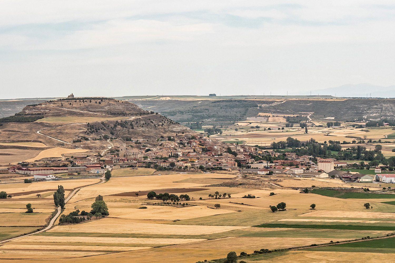 Camino Frances San Bol to Itero de la Vega