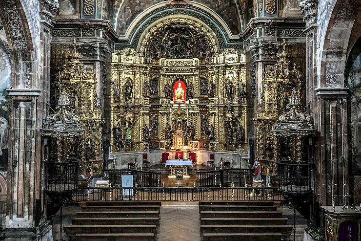 Cathedral Los Arcos Camino Francés