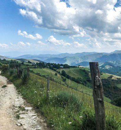 Villafranca del Bierzo to O Cebreiro on the Camino Frances
