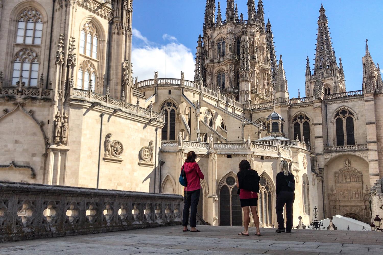 Burgos Cathedral Pilgrims Camino