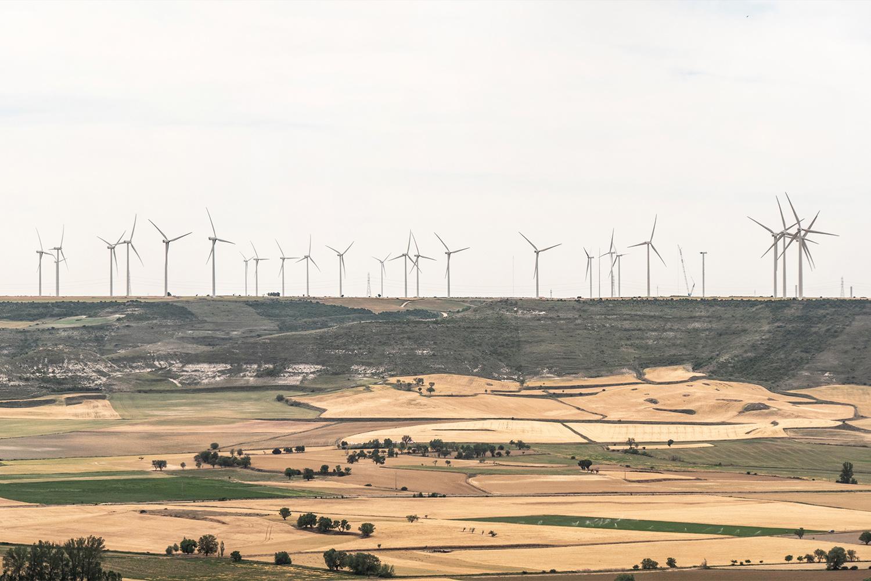 Castrojeriz Windmills Camino Frances