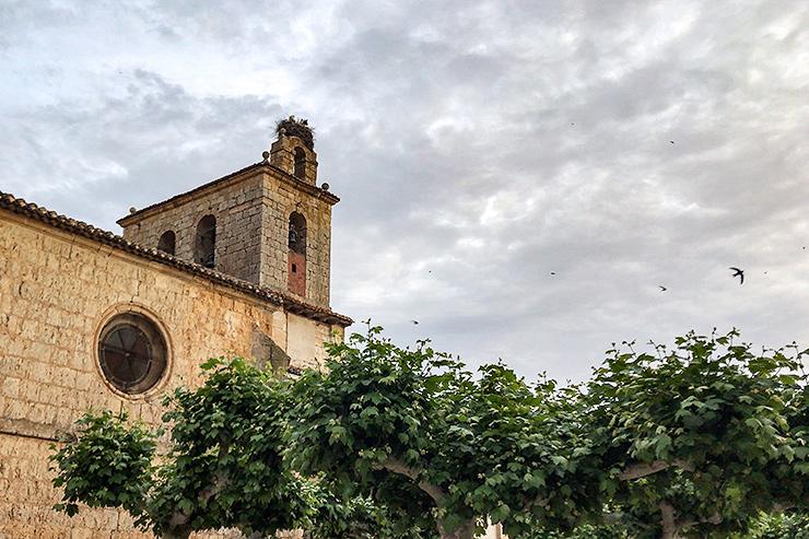 Iglesia De San Juan Church Itero de la Vega Camino