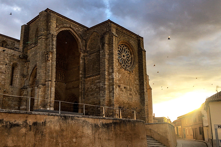 Camino Cathedral Villalcazar