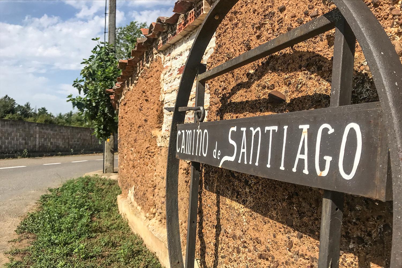 Camino de Santiago Wheel